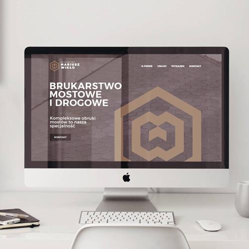Mariusz Wikło strona internetowa RWD