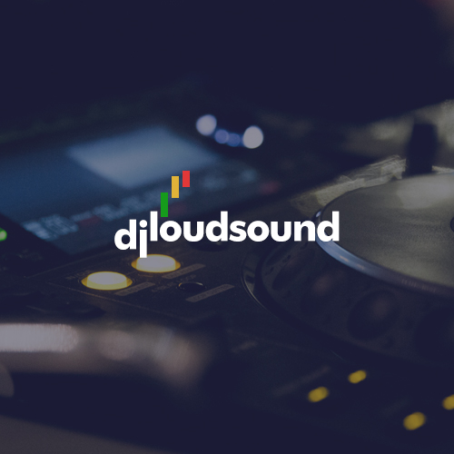 dj loud sound – logo