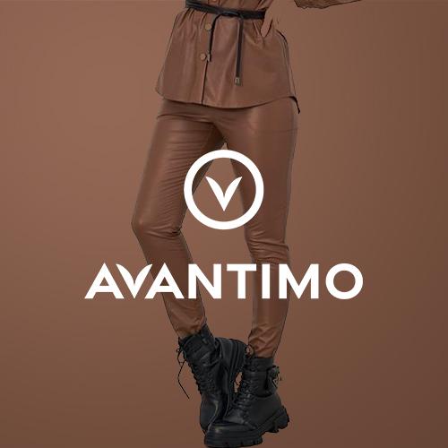 AVANTIMO – Logo butiku, branding